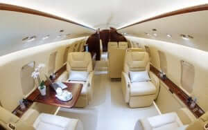 Private Jet Charter Leisure